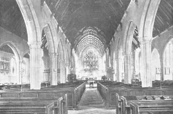 Plympton, St. Mary: Interior