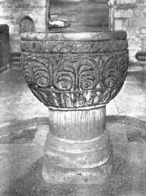 South Brent: Font
