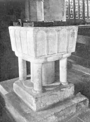 Southleigh: Font
