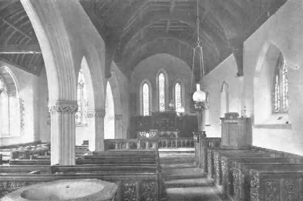Stockleigh Pomeroy: Interior